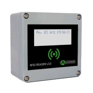 Lecteur RFID LCD