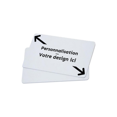 Carte RFID personnalisable