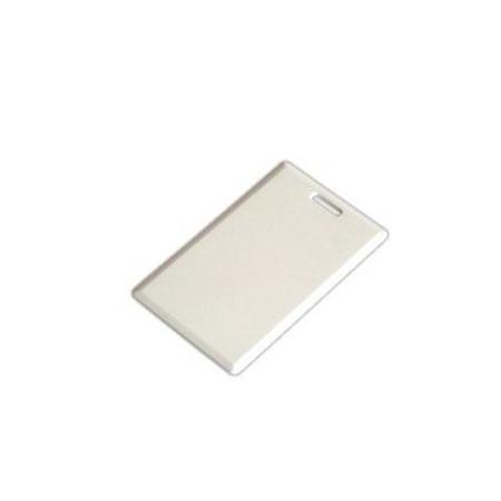 Carte RFID percée